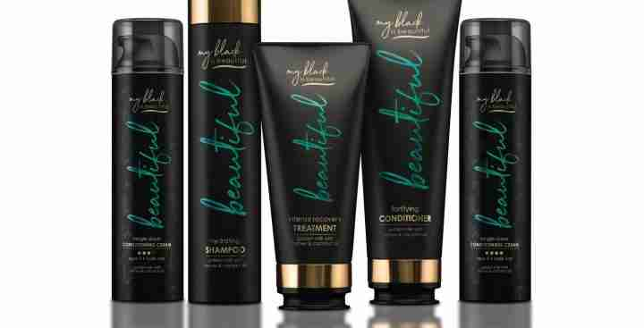 My Black is Beautiful Launches a New Haircare Line Available…
